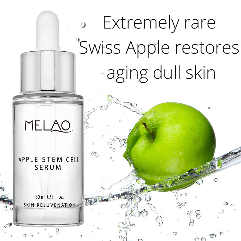 100% Pure 1oz organic natural  Dramatically Reduces Wrinkles & Fine Lines Human Apple Stem Cell Face Serum