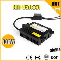 Surpriesd!2016 high quality car auto 12v 100w innovative hid xenon auto light ballast h1 h3 h4 h7 h8 h9 h10 hid kit ballast