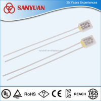 RF series small current thermal fuse 2a 250v/ m10 thermal fuse 250v