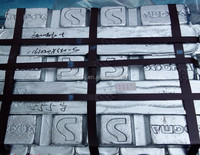 Primary Aluminum Ingots 99.7%, Pure Aluminium Ingot 99.7%