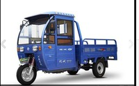 Closed tricycle whole cabin head/200cc or 250 cc three wheel motorcycle