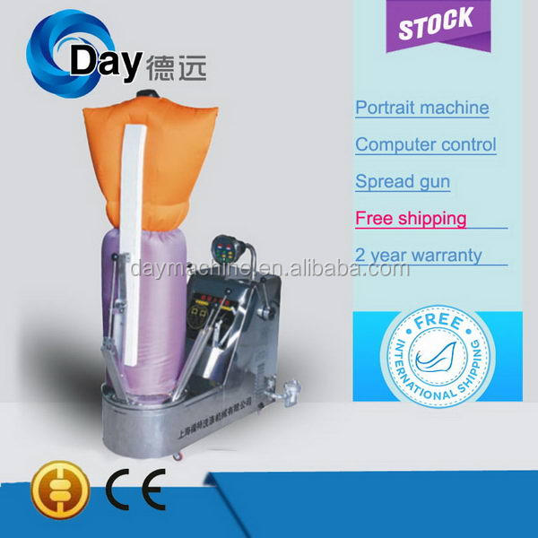 2014 high quality CE used shirt finishing equipment