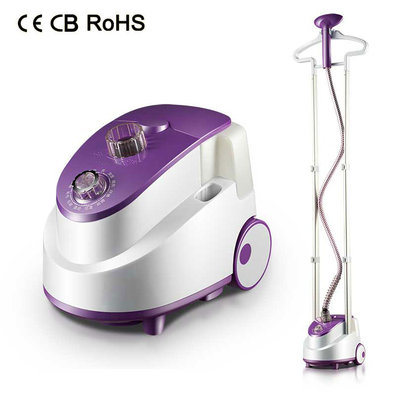 220v High pressure handy vertical steam iron garment steamer iron1800W