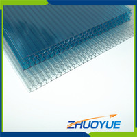 waterproof building material polycarbonate sheet manufacturer