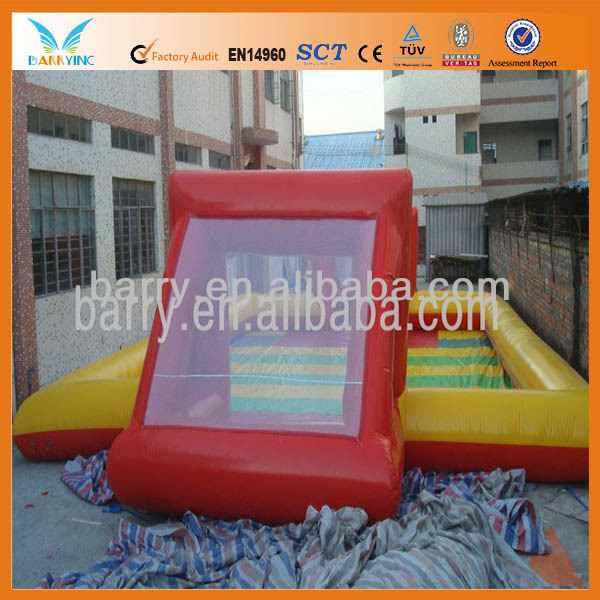 Latest inflatable soccer arena hot sale