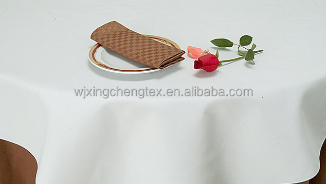 High Quality Polyester Mini Matt Waterproof Coating Cloth/Tweed Mini Matt Fabric For Table Cover