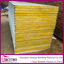 Fireproof EPS Cement Sandwich Wall Panel PIR Fiberglass Honeycomb Sandwich Panel