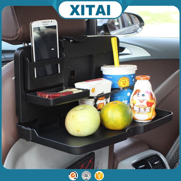 Xitai car interior accessories folding car dining table with best quality art.-no.h019