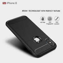 mobile phone accessories,custom design TPU made case for Iphone 8