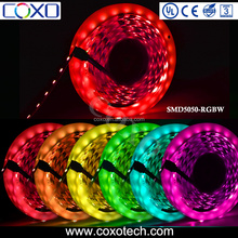 12V 60leds/m Waterproof/Non-Waterproof Flexible SMD 5050 Led Strip Light for Clothes