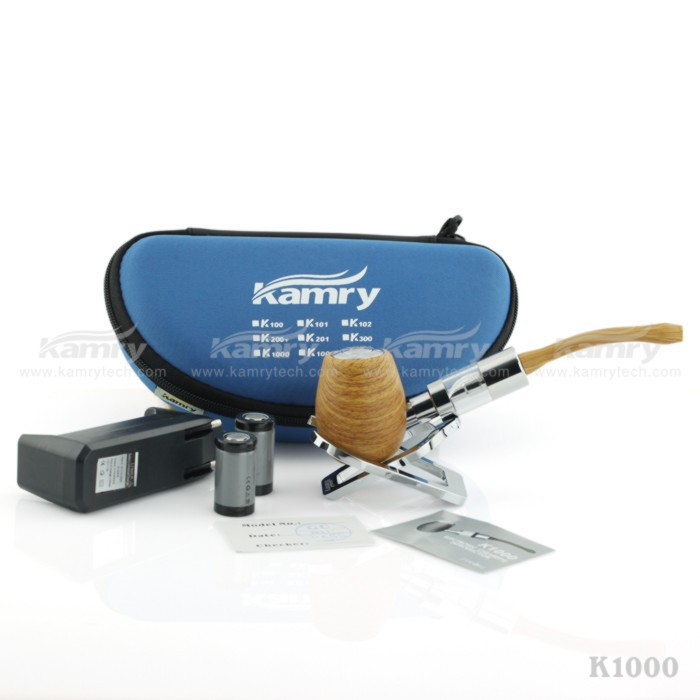 hot lady e pipe electric smoking pipe k1000, wood pipe vaporizer