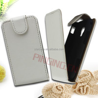 Fashionable Design Mobile Phone leather Case for Samsung GALAXY S4 Mini