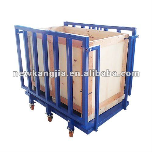 folding pallet trade shows and exhibitions