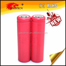 High Capacity IMREN sanyo ur18650a battery cell 2800mah 3.7v m for E-cigarette