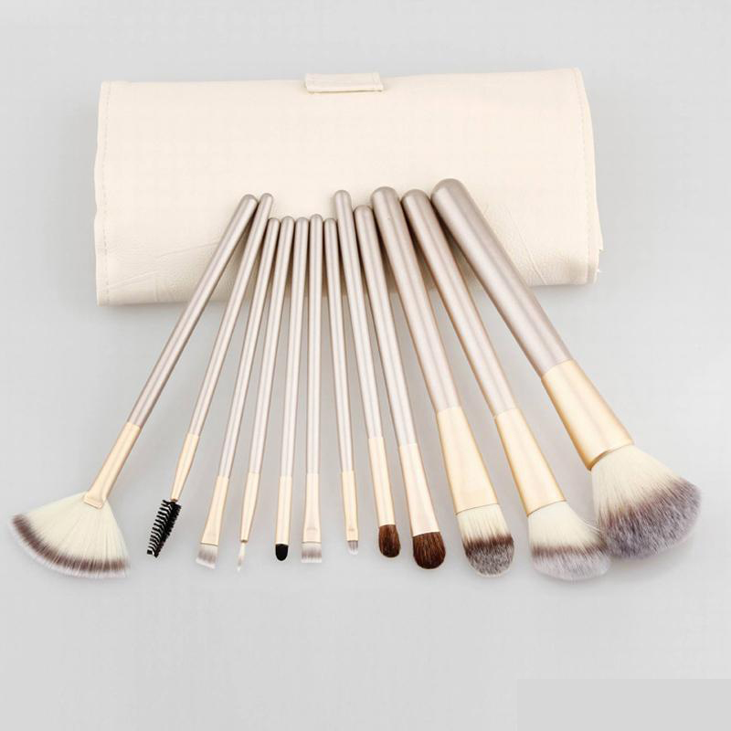 18 pcs or 12 pcs best makeup foundation brushes beauty bay cosmetic bag easy to carry