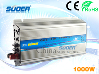 Suoer china supplier 1000W power inverter MPPT Inverter solar grid tie inverter