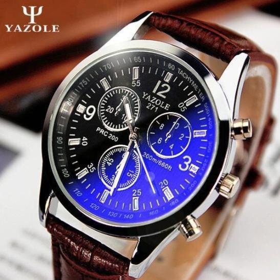 YAZOLE Cheap men wrist watch Luminous Sports Waterproof Quartz luxury Wristwatches leisure fashion Business Mens Watches