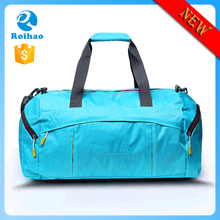 Roihao hot selling products fashionable duffle bag weekender, gymnastic duffle mens bag
