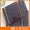 High Glossy UV Melamine MDF Slatwall Display