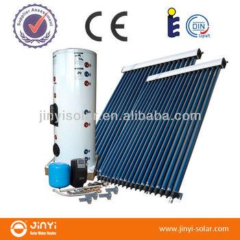 300l split pipa de calor a presi n de sistema de paneles - Sistemas de calefaccion para el hogar ...
