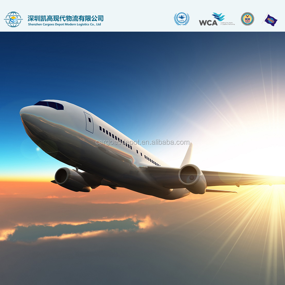 Cheapest air freight /Amazon/FBA/UPS/FEDEX international logistics agent from China to USA