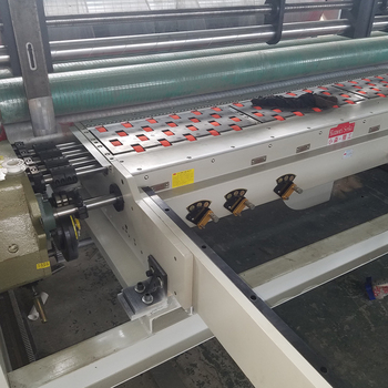 Electric Machinery & Hardware Electric corrugated  paperboard printing and slotter machine