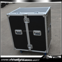 Wholesale Drawer Case, Cable Trunk Case, Aluminum Road Case with Wheels