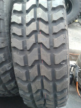 bullet proof tire for duty truck tire 37x12.5R16.5