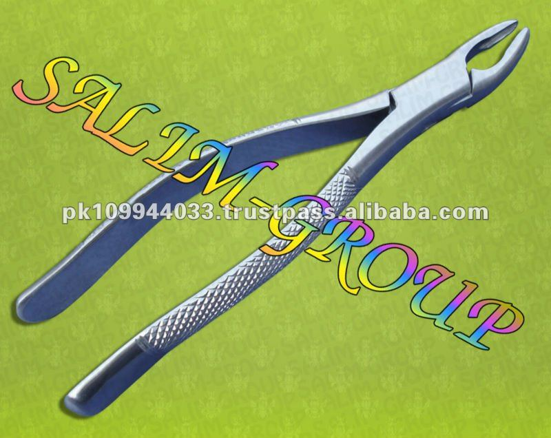 EXTRACTING FORCEPS DENTAL SURGICAL INSTRUMENTS 53L