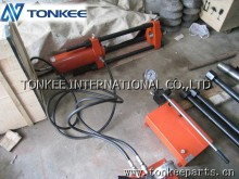 100 Ton Track pin press, Portable Track pin press, Hand power hydraulic Track pin press