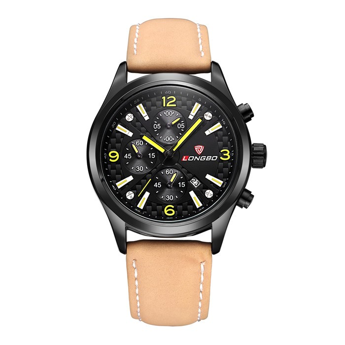 LongBo german watch brands luxury private label products relojes hombre seikoing