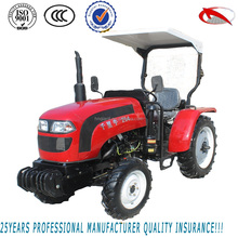 Quality ace wheel tractors with free spare part and front end loader