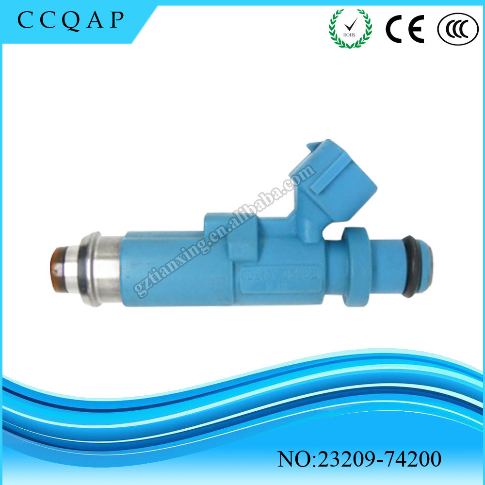 23209-74200 Cheap price orignial new high performance fuel nozzle gasoline injection for sale