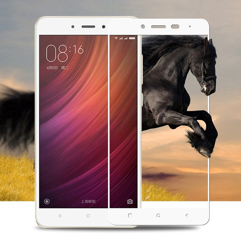 Wholesale 2017 Hot Sale Tempered Glass Protective Film For Xiaomi Redmi 4 Note4 4Pro Screen Protector