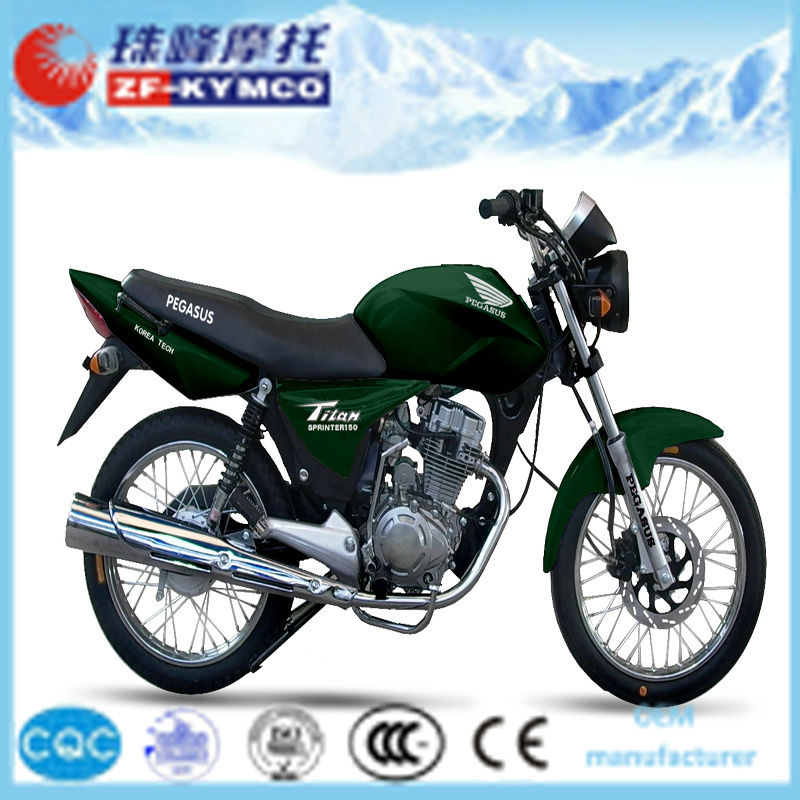 Comfortable seat 150cc cheapest automatic classic motorcycle ZF150-13