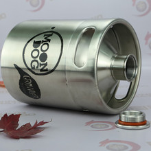 2L Hot sale growler coors light mini keg