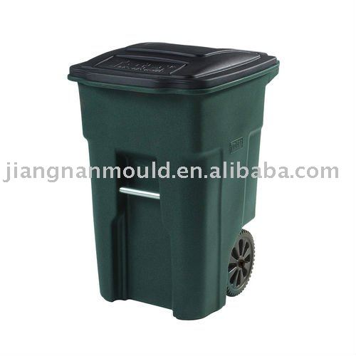 Plastic Injection Mould For Dust Bin
