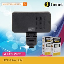 10W Bulit-in Battery Small Size LED Video Light For Photography