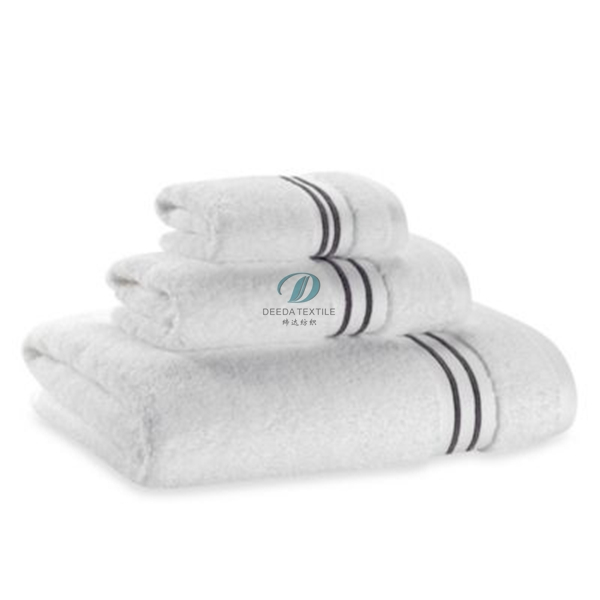 Deeda factory towels bath set luxury hotel 100% <strong>cotton</strong>