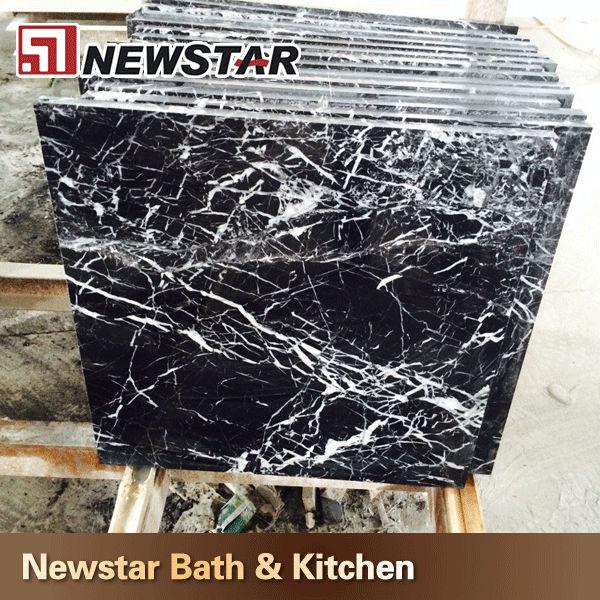 noir poli chine carreaux de marbre vendre marbre id de produit 500002444784. Black Bedroom Furniture Sets. Home Design Ideas
