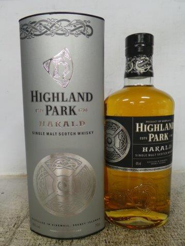 Highland Park Harald Single Malk Scotch Whisky