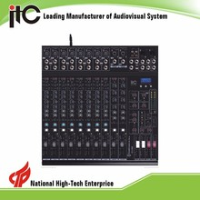 TS-12P-2S 2 Groups USB Record Professioanl Digital Audio Mixer 8 12 20 Channel