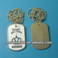 Dog Tag/ cheap metal dog tags/ custom shape dog tag