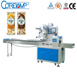 Full Automatic Bar Ice Lolly Packing Machine