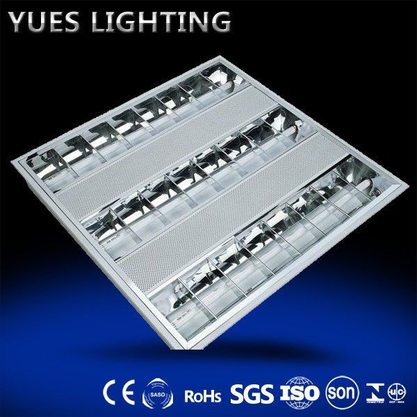 Recessed Louver Fitting, LED Grille Lights, Office Light 4x18/20