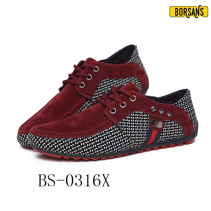 High Quantity Spring Autumn Man Footwear Men Shoes Casual British Style
