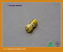 rf coaxial sma female jack to u.fl ipex male plug connector adapter