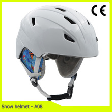 PC In-mould snowboard safety helmet for adults
