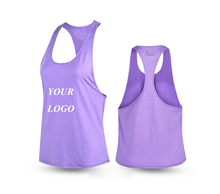 New fashion women quick-dry sport yoga summer tank top