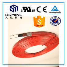 Similar to raychem qtvr self-regulating trace heating cables